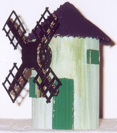 Moulin creche - Fabriquer un chandelier en carton ...